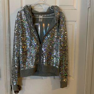 Limited edition VS fashion show jacket